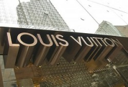 Arquitetura e Louis Vuitton