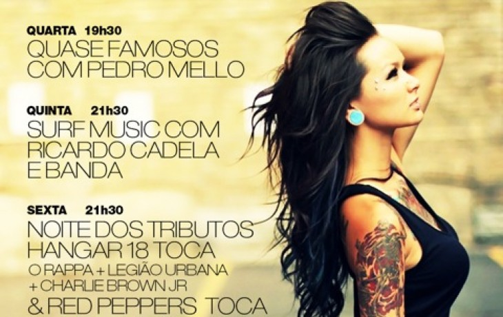 A semana do Republik Pub