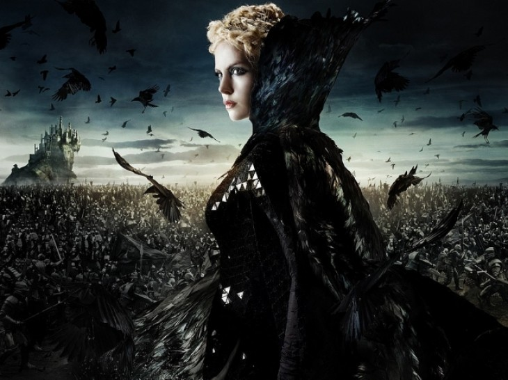 Estreia: Snow White and The Huntsman