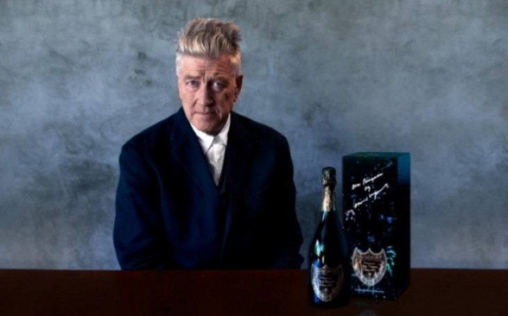 David Lynch + Dom Pérignon