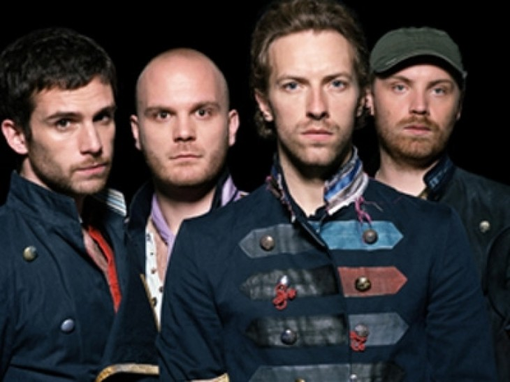 #MusicMonday: Coldplay