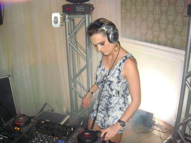 DJ Miss Angel